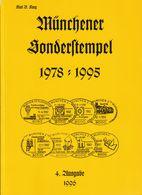 """Karg """"Münchener Sonderpostämter 1978-1995"""" / Ausgabe 1996 - Otros"""
