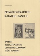 "Frech ""Privatpostkarte-Katalog Band II"" Ausgabe 1989 - Andere"
