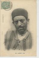 ETHNIQUES ET CULTURES - AFRIQUE DU NORD - ALGERIE - Type - Afrika