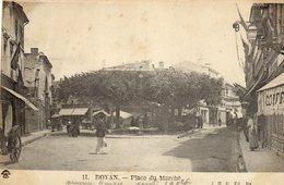 ROYAN  Place Du Marché - Royan