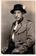 Junger Mann In Bayrischer Tracht Ca 1930-40 Foto Friesch Gmund - Fotografie