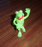 Figurine Vintage Kermit La Grenouille - Série Muppet Show - Beeldjes