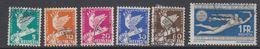 Switzerland 1932 Abrustungskonferenz 6v Used (44125A) - Gebruikt
