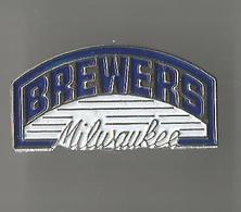 Pin's Brewers Milwaukee (baseball) - Baseball