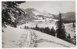 STUIBEN- VIAGGIATA 1951  -REAL PHOTO - Memmingen