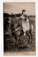 - CPA ALGÉRIE - Bou-Aziz Ben Gana, Caïd Des Zibans 1915 - Editions Lévy 6244 - - Scènes & Types