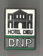 Pin's BNP Hôtel Dieu - Banques