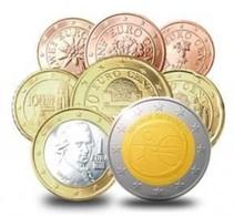 Oostenrijk  2019    Set Van 8 Munten (1ct Tot De 2 Euro) - Le Set Complet De 8 Pièces   Livrable  !! - Autriche