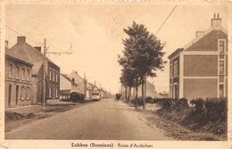 Route D' Anderlues - Lobbes (Bonniers) - Lobbes