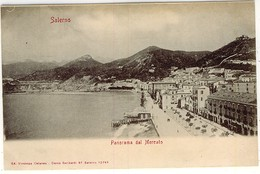 SALERNO PANORAMA DAL MERCATO - Salerno