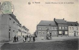 Chaussée D'Houdeng Et Un Coib De La Grand Place - Le Rœulx Le Roeulx - Le Roeulx