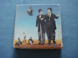 Bande De Film Charlot Laurel Et Hardy - Projecteurs