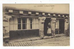 CPA 29 - Quimper La Rue Du Guéodet - Quimper