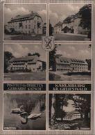 Karlsburg - Institut Für Diabetes - 1964 - Greifswald