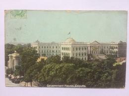 INDIA - Government House Calcutta - 1906 - Inde