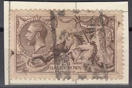 GROSSBRITANNIEN: 141 III, Gestempelt, Georg V., 1918 - 1902-1951 (Kings)