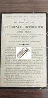 Clémence Depoorter (Priem) Merkem / Zarren - Vieux Papiers