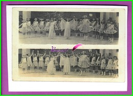 61 Orne ARGENTAN Reproduction Photo Sur Papier - Institution Jeanne D'Arc Avant 1944 Danseuse En Tutu Représentation - Reproducciones