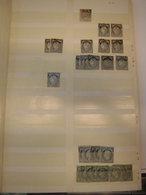 Sammlung Posten Frankreich Gestempelt 1849-1872 Ca 500 Marken M€ Ca 10000 (1537) - Frankreich