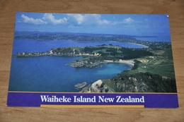 11369-  WAIHEKE ISLAND NEW ZEALAND - New Zealand