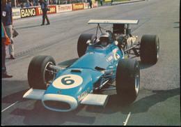 """Monza """" Gran Premio D'Italia F1 1968 """"  Matra   F 1 - 1968 Di Jean Pierre Beltoise - Grand Prix / F1"""