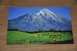 11371-  MOUNT EGMONT, TARANAKI,  NEW ZEALAND - New Zealand