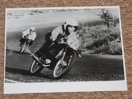 Rare!  Belle Photo Ancienne Voiture Ancienne Emerson Fittipaldi Tampon Photographe Course! F1 Moto - Automobili