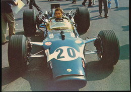 """Monza """" Gran Premio D'Italia F1 1968 """"  Lotus Ford   F 1 - 1968 Di Joseph Siffert - Grand Prix / F1"""