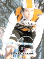 BONNET Patrick FRA (Montpellier (Languedoc-Roussillon), 6-9-'57) 1980 Renault - Gitane - Campagnolo - Cyclisme