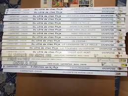 DU COTE DE CHEZ POJE   18 BD    QUALITÉ  IRRÉPROCHABLE - Books, Magazines, Comics