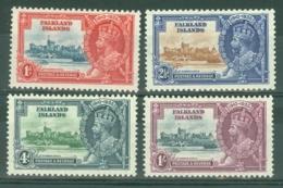 Falkland Is: 1935   Silver Jubilee   MH - Falkland Islands