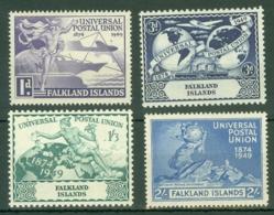 Falkland Is: 1949   U.P.U.    MH - Falkland Islands