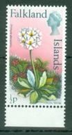 Falkland Is: 1974   QE II - Flowers - Decimal Currency (Wmk Upright)  SG293w    ½p  [Wmk Inverted]   MNH - Falkland Islands