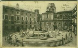 PALERMO - PIAZZA PRETORIA - 1929 (3493) - Palermo