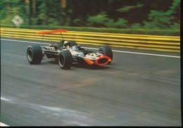 """Monza """" Gran Premio D'Italia F1 1968 """"  BRM   F 1 - 1968 Di Pedro Rodriguez - Grand Prix / F1"""