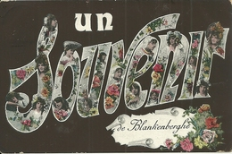 Un Souvenir De BLANKENBERGHE - Blankenberge