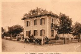 TRENSACQ ( 40 ) - Un Coin Du Bourg + Cpa D' échassiers Landais - France