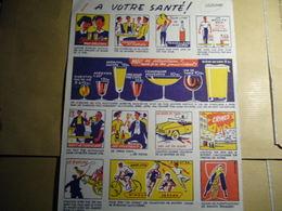 1 Buvard A VOTRE SANTE (le Callennec) - Buvards, Protège-cahiers Illustrés