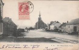 Environs De Couvin : Aublain - La Grand'rue. - Non Classés