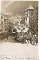 DERAILLEMENT DU TRAIN DU MONTENVERS. CARTE PHOTO - Chamonix-Mont-Blanc