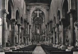 Italien - Cefalu - Interno Della Cattedrale - Ca. 1965 - Palermo