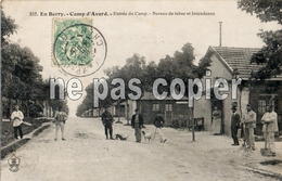LOT 0092 EN BERRY CAMP D'AVORD BUREAU DE TABAC ET INTENDANCE - Caserme