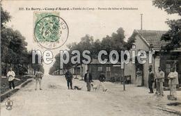 LOT 0092 EN BERRY CAMP D'AVORD BUREAU DE TABAC ET INTENDANCE - Barracks