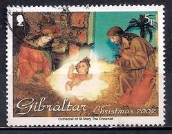Gibraltar 2002 - Merry Christmas - Gibraltar