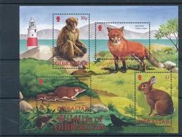 Gibraltar 2002 - Wildlife Of Gibraltar Mint - Gibraltar