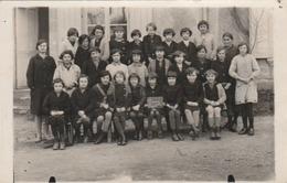 Graçay : Carte-photo Des élèves De La Classe De Mme Perrinet. - Graçay