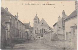 OISE SAINT LEONARD LA RUE DU CANAL - Other Municipalities