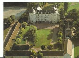 37 Chinon Chateau De Marçay  Voitures Arbres - Chinon