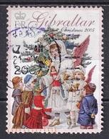 Gibraltar 2005 -  Merry Christmas - Gibraltar