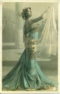 Mata Hari, Danzatrice E Agente Segreto, Riproduzione C23, Reproduction, Illustrazione Waleri Illustratore - Donne Celebri